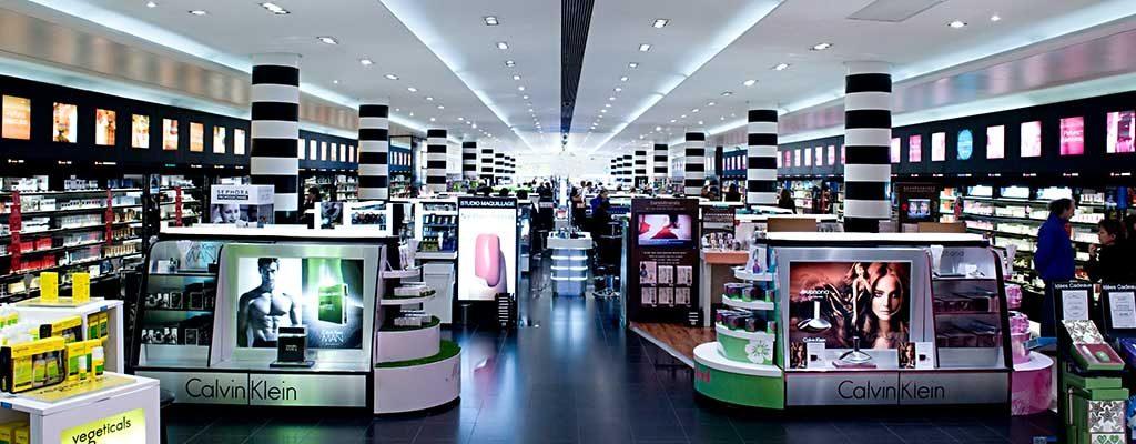 فروشگاههای زنجیرهای Sephora