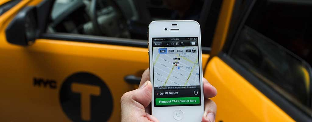 تاکسیهای اینترنتی پاریس