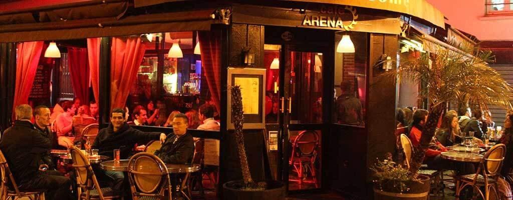 کافه های پاریسی