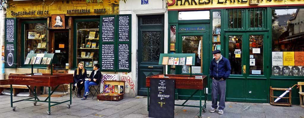 کتاب فروشی و کافه شکسپیر و شرکا