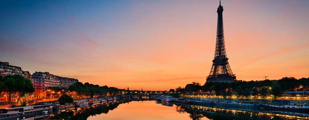 راهنمای گردشگری پاریس