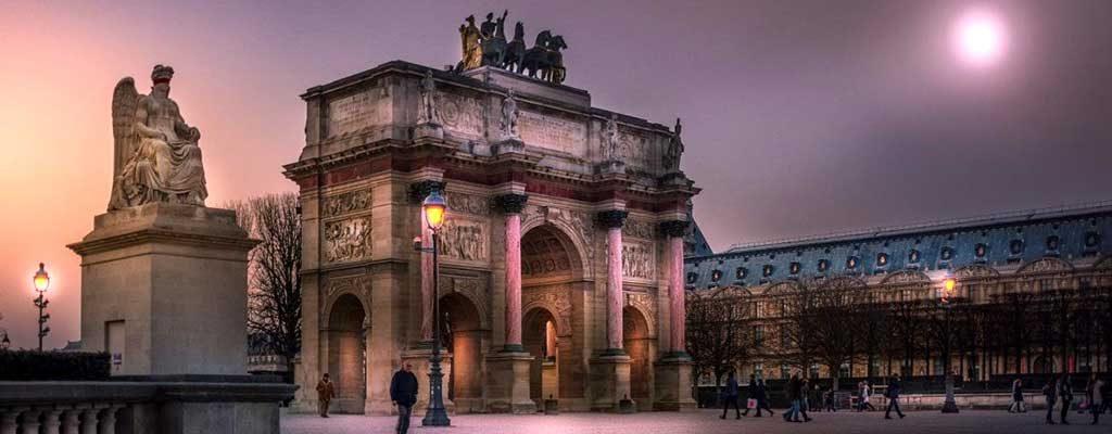 طاق نصرت کاروسل پاریس