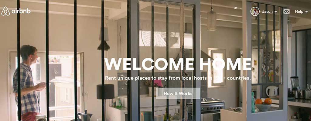 سایت Airbnb