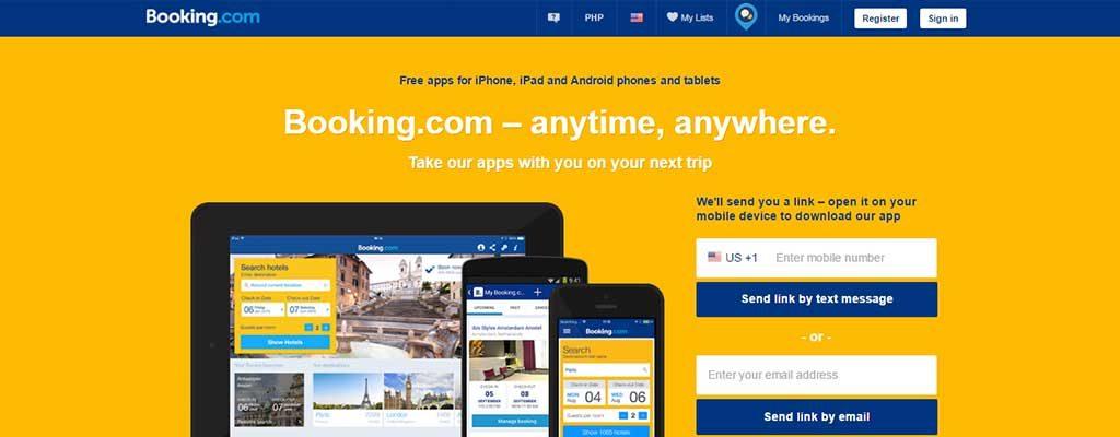 سایت بوکینگ مرجع اصلی رزرو هتل در جهان