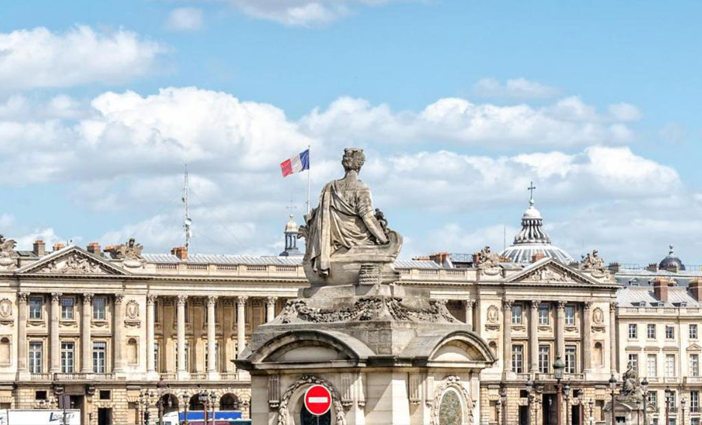 میدان کنکورد پاریس