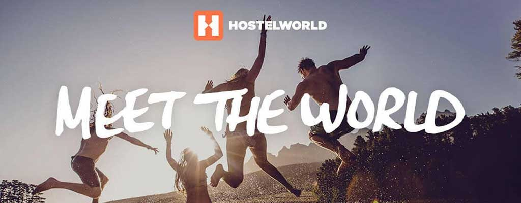 سایت Hostelworld