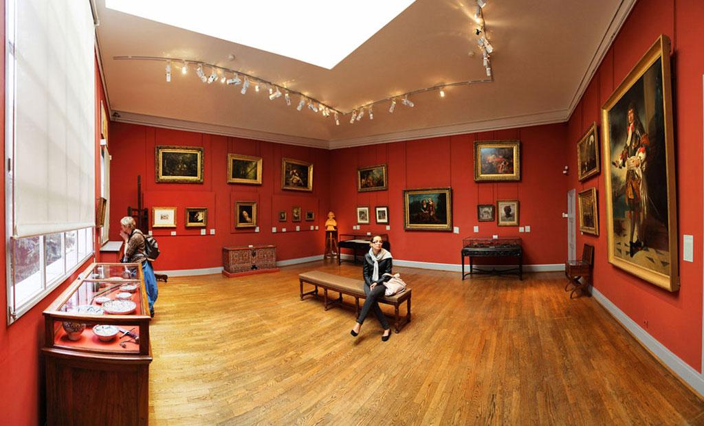 موزه اوژن دلاکروا در پاریس