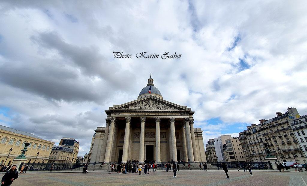 پانتئون پاریس آرامگاه مشاهیر فرانسوی