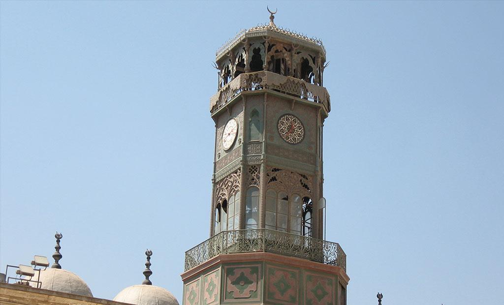 ساعت اهدایی لوئی فیلیپ به مصر
