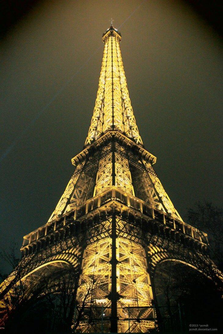 برج ایفل پاریس (Eiffel Tower)