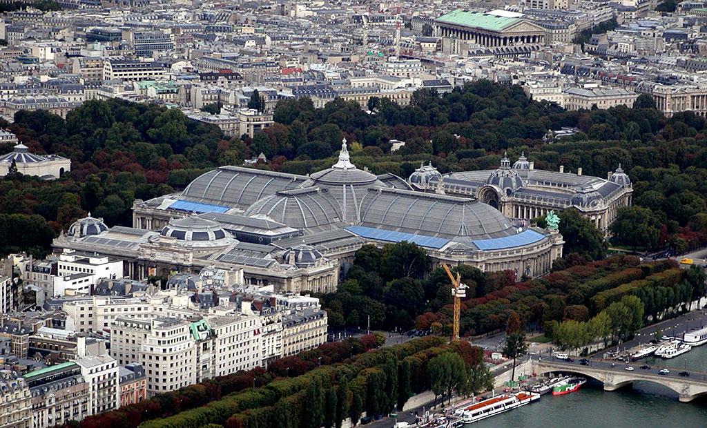گراند پله یا قصر بزرگ پاریس