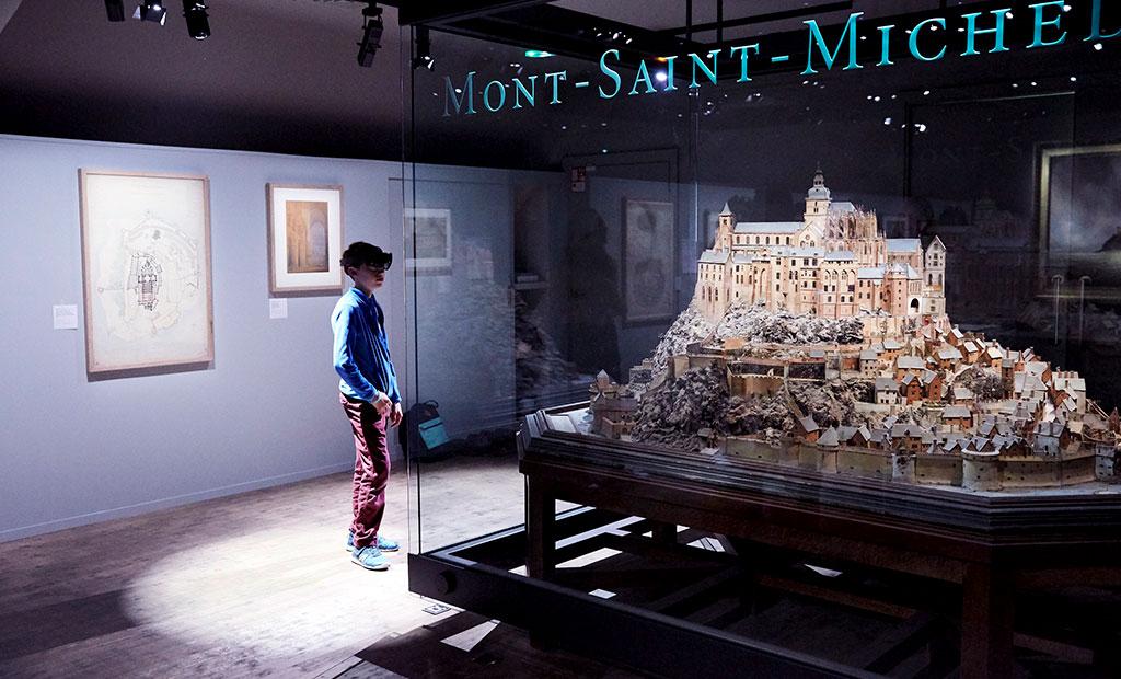 ماکت های موجود در موزه انولید