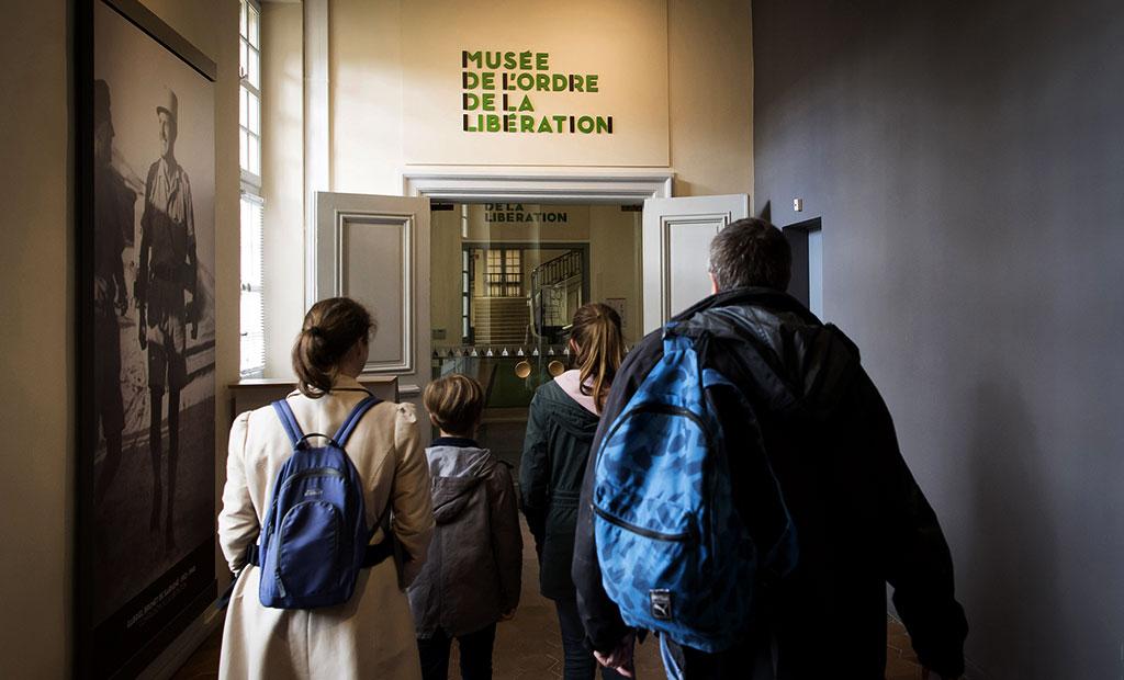 موزه فرمان آزادی در انولید پاریس