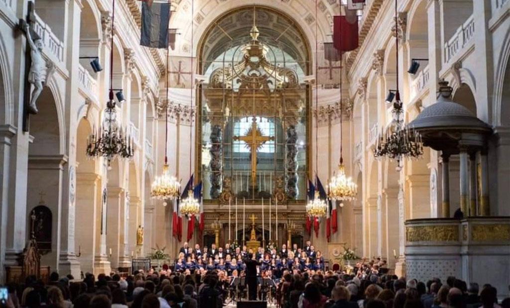 کلیسای سن لوئی انولید پاریس