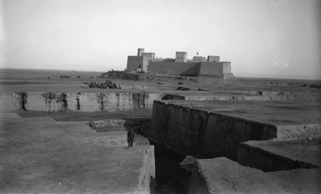 قلعه شوش که به سبک دژهای قرون وسطایی ساخته شد