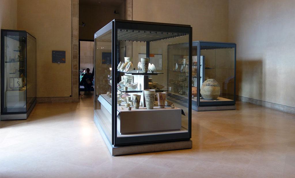 سفالینه های شوش در موزه لوور پاریس