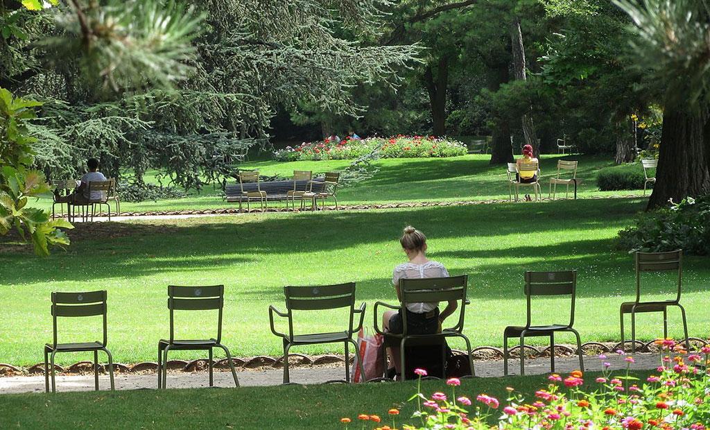 باغ لوگزامبورگ پاریس