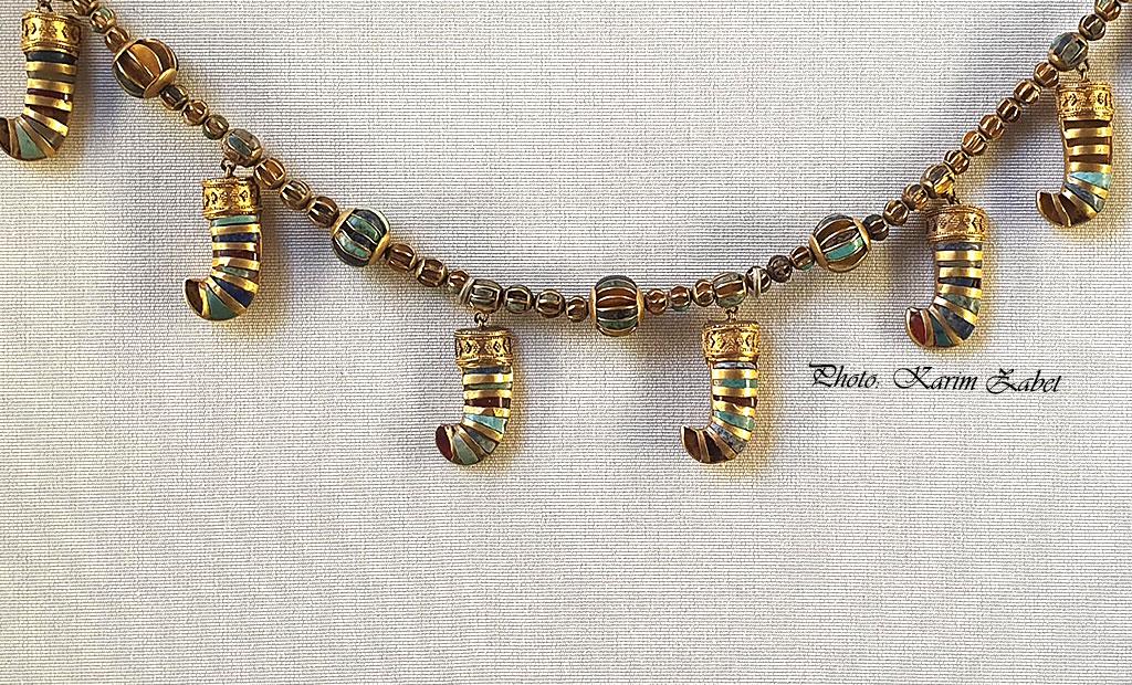 جواهرات اشراف زاده هخامنشی در موزه لوور پاریس