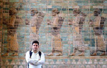 تالار ایران در موزه لوور پاریس