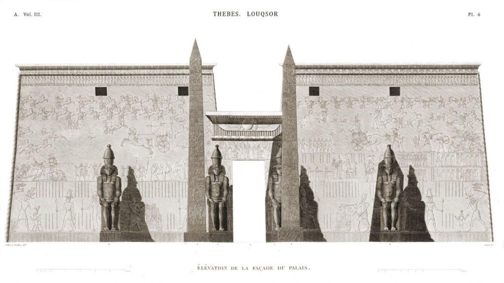 اُبِلیسک میدان کنکورد یکی از دو ابلیسک قدیمی مصر باستان است که در جلوی معبد الاقصر مصر در زمان پادشاهی فرعون رامسس دوم (در حدود 3300 سال پیش) نصب شده بوده است.
