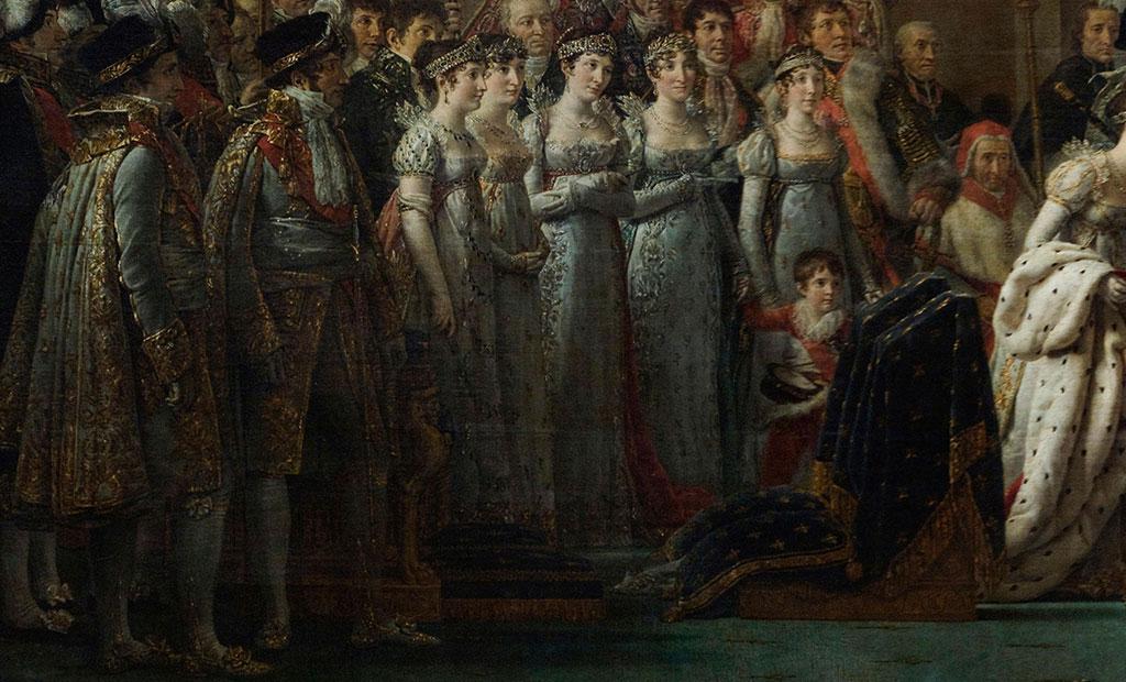 خواهران، برادران و برادرزاده ناپلئون اول