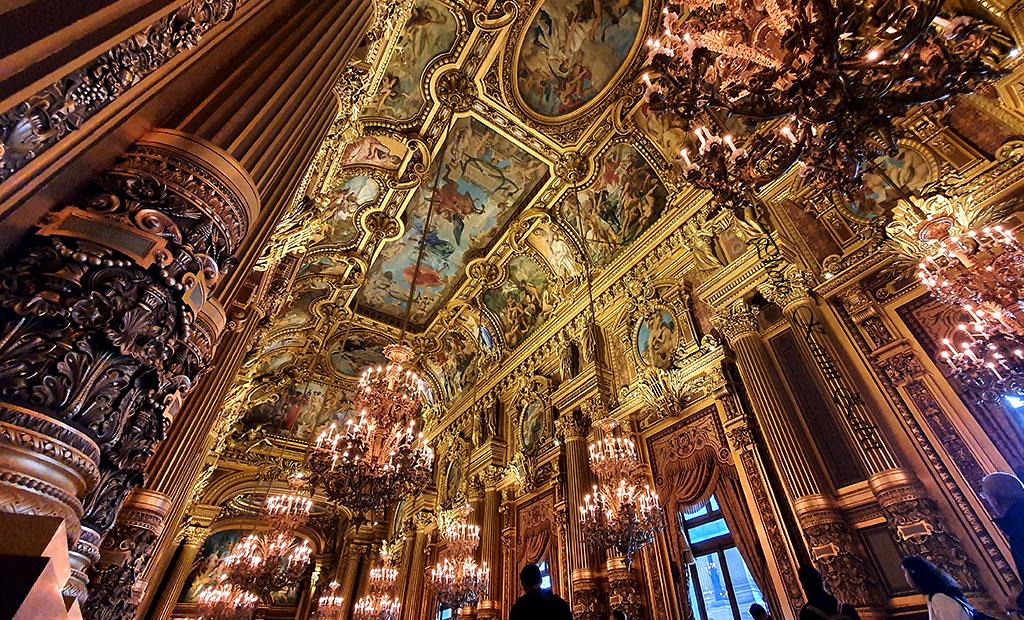 تالار اجتماعات اپرا گارنیه پاریس