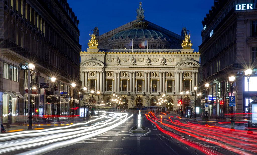 اپرا گارنیه پاریس