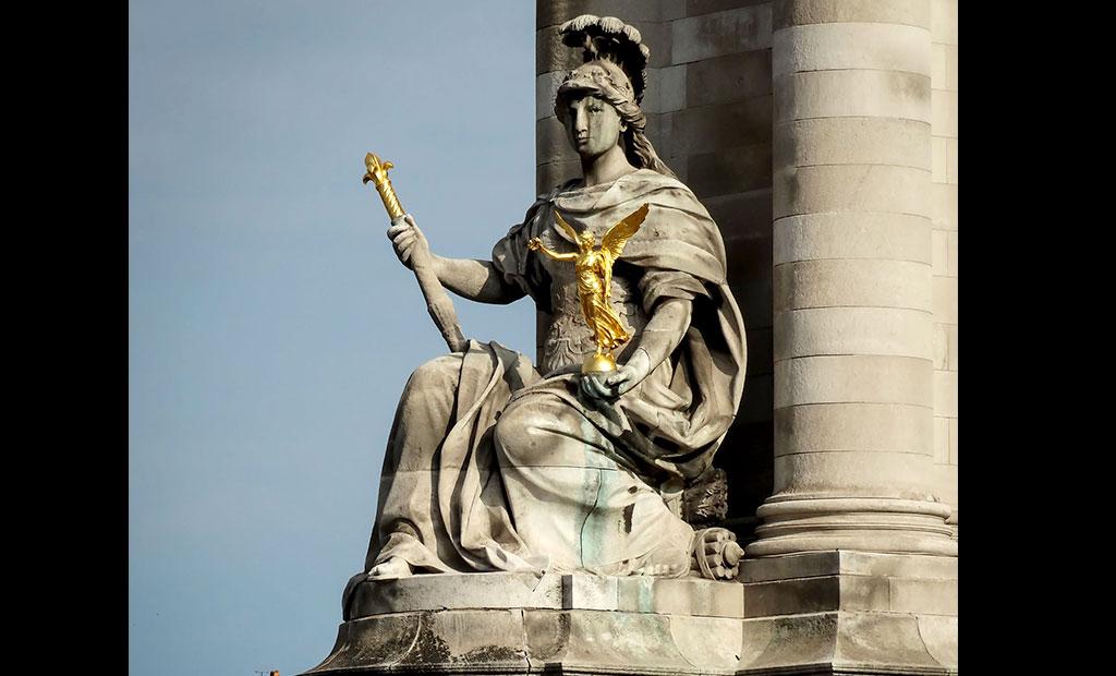 مجسمه فرانسه در دوران لوئی چهاردهم