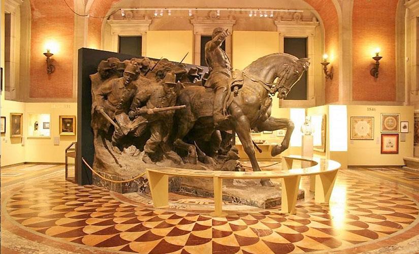 موزه ریزروجیمنتو در میدان ونیز شهر رم