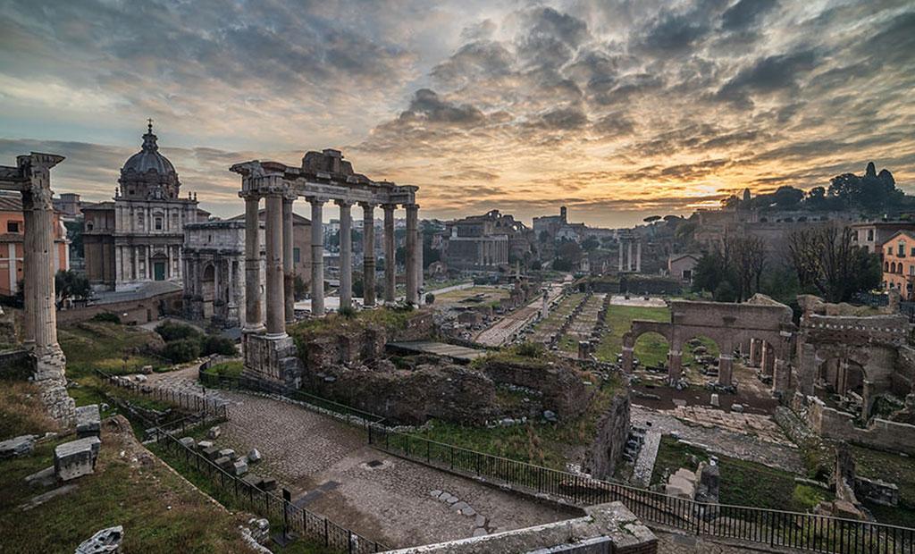 ویرانه های رومان فروم