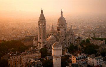 کلیسای سکره کور پاریس