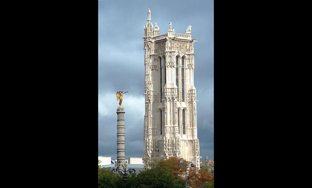 برج سن ژاک پاریس