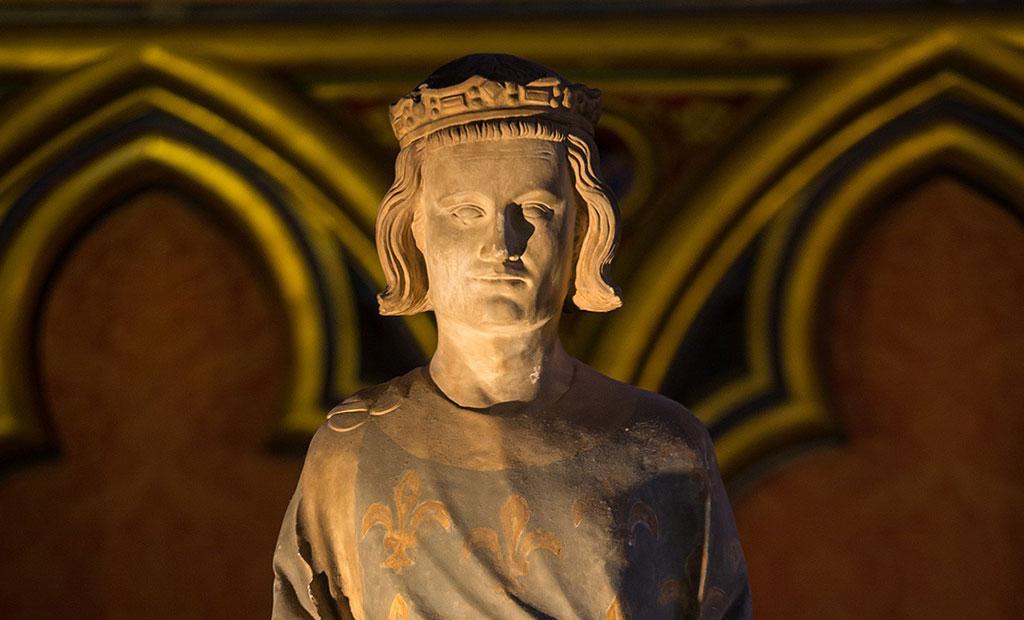 مجسمه سن لوئی