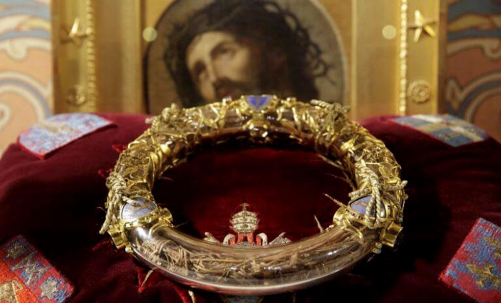 تاج خار حضرت عیسی