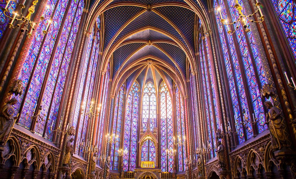 کلیسای سن شاپل پاریس