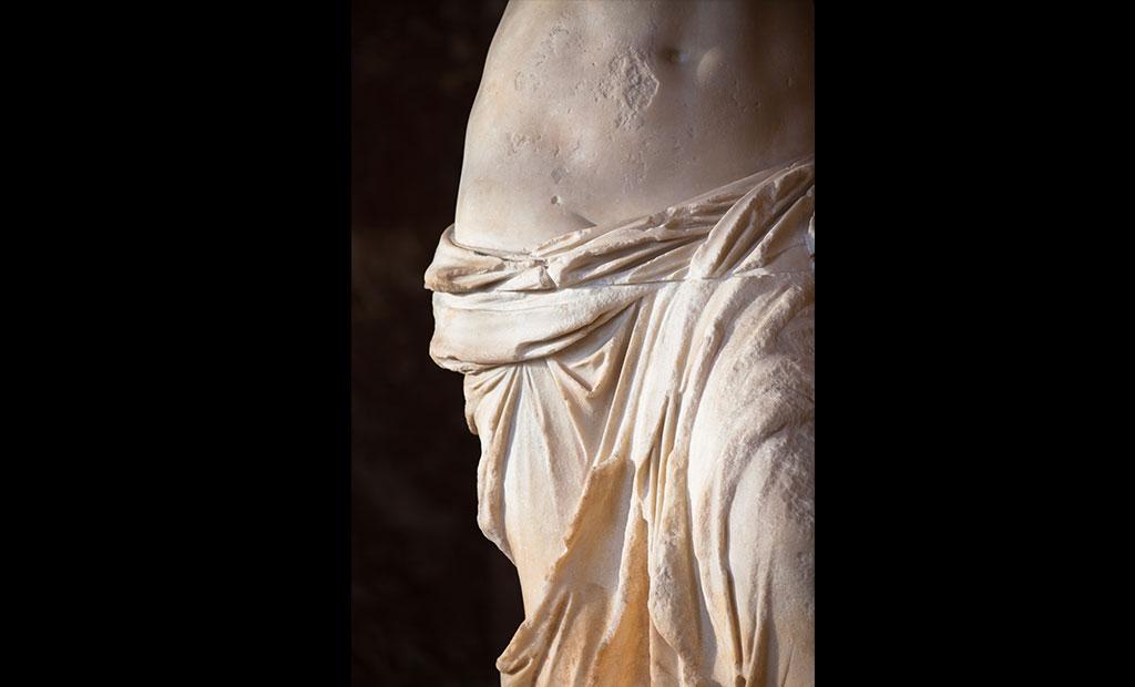 ظرافت خاص هنر هلنیستی در مجسمه ونوس