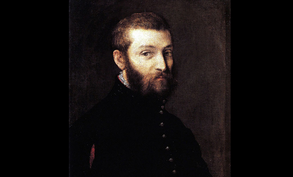 پرتره نقاش برجسته قرن شانزدهم ونیز - پائولو ورونز